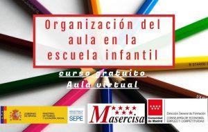 Organización del aula en la escuela infantil