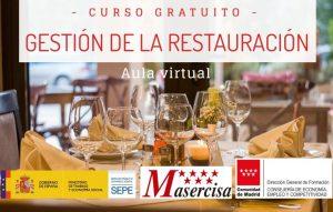 Gestión de la Restauracion