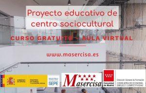 Proyecto educativo de centro sociocultural