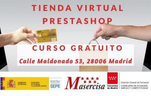 Tienda virtual: Prestashop