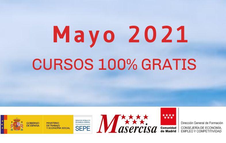 Cursos Mayo 2021