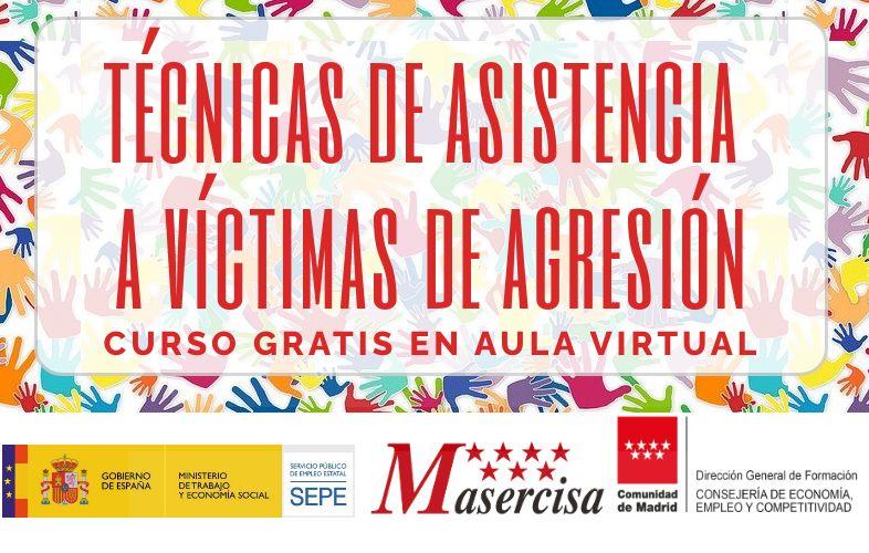Curso de Técnicas de asistencia a víctimas de agresión
