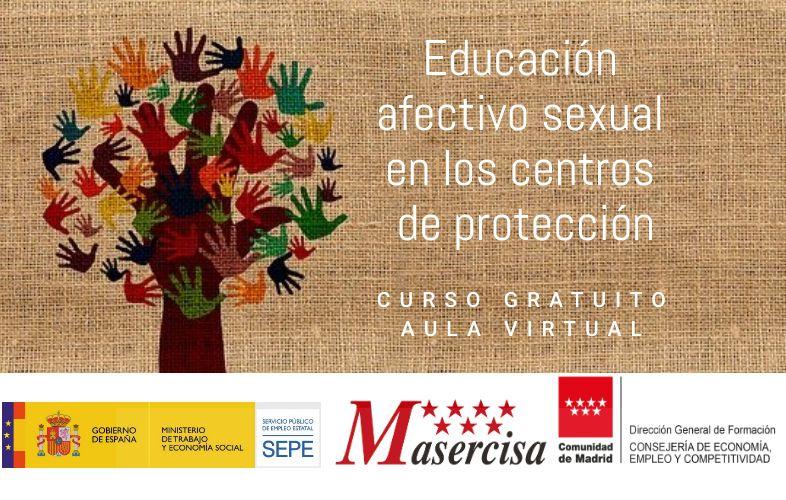 Curso de Educación afectivo sexual en los centros de protección