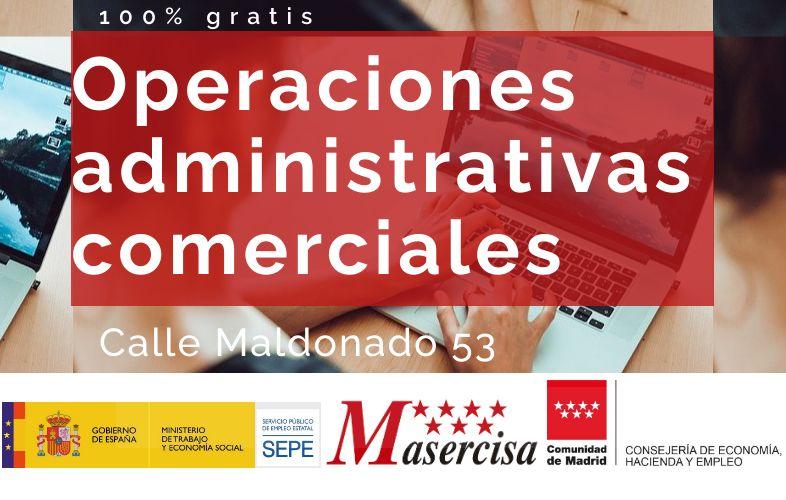 Módulo de Operaciones administrativas comerciales