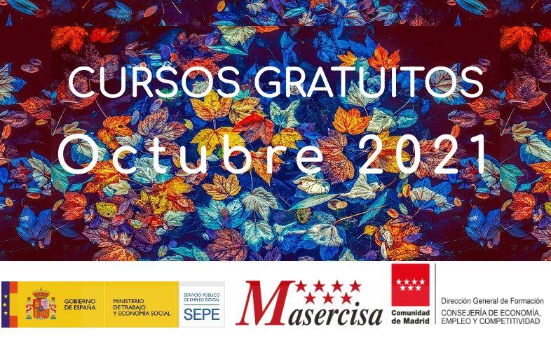 Cursos octubre 2021