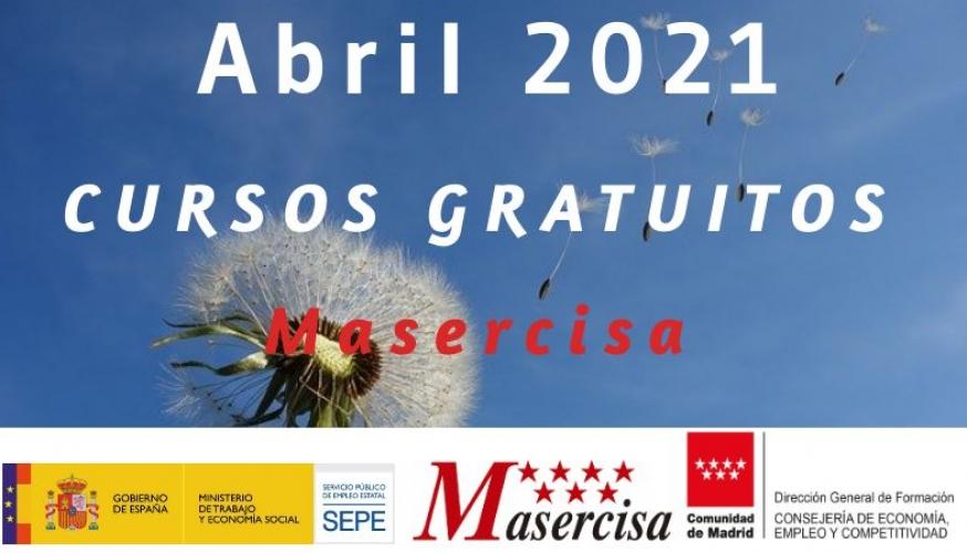 Cursos Abril 2021