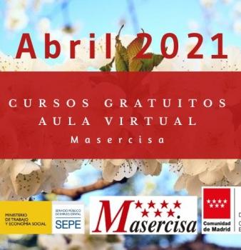 Cursos Abril 2021 Aula virtual