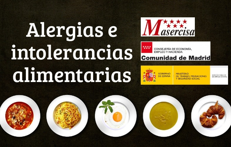 Curso de alergias e intolerancias alimentarias