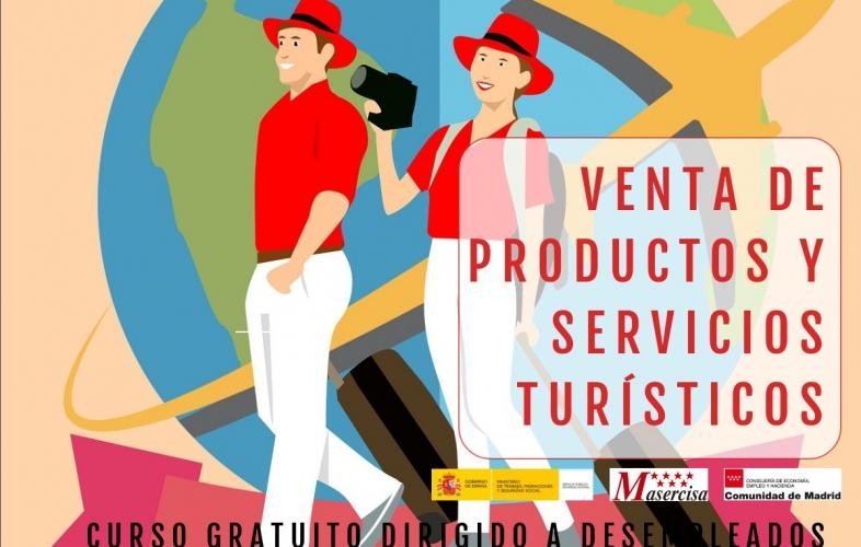 Cursos de venta de productos y servicios turísticos
