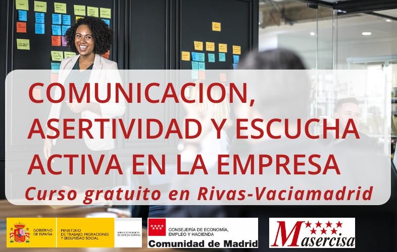 Curso de comunicación, asertividad y escucha activa en la empresa