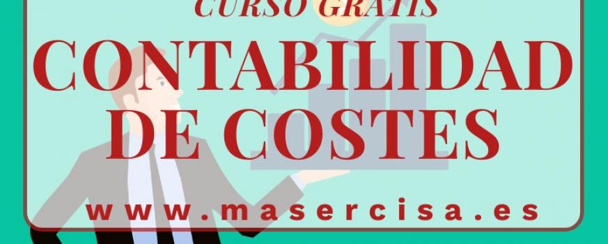 Curso de contabilidad de costes