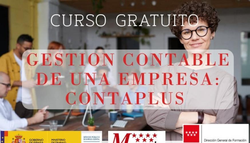 Curso de gestión contable de una empresa: Contaplus