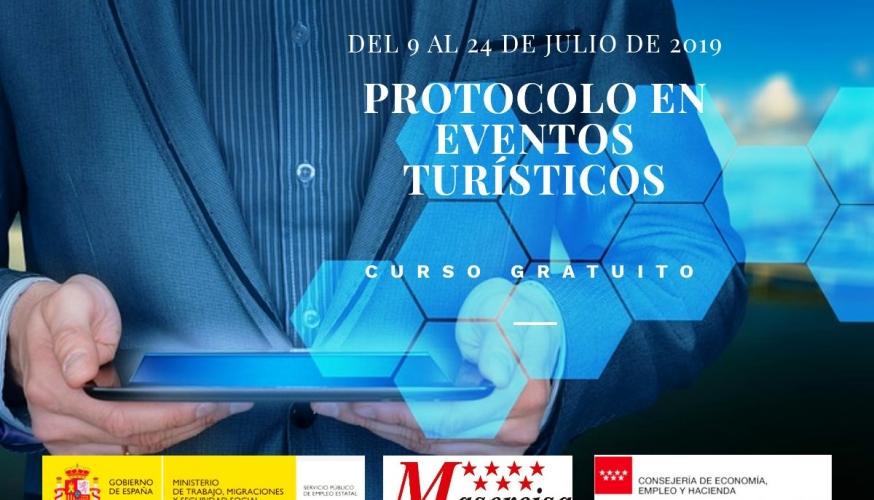 Curso de protocolo en eventos turísticos