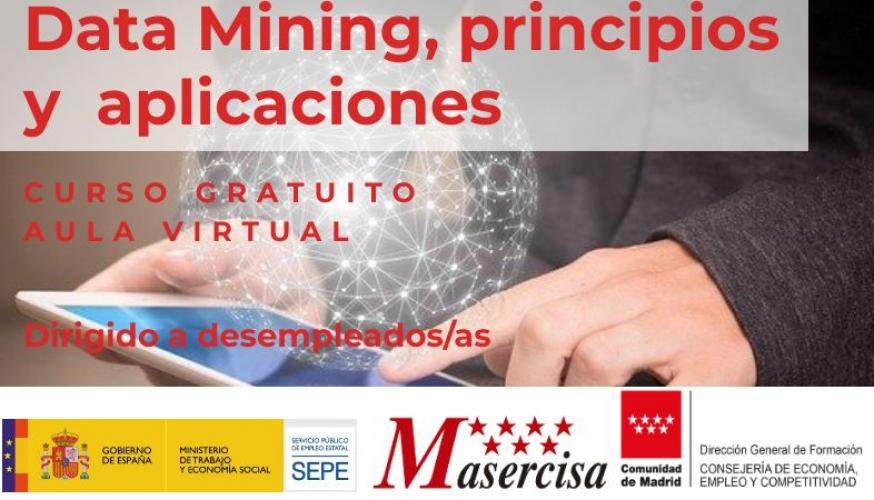 Curso de Data Mining. Principios y aplicaciones.