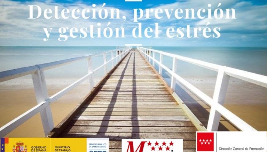 Curso de detección, prevención y gestión del estrés