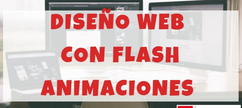 Curso de diseño web con flash animaciones