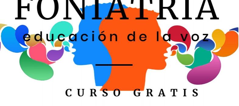 Curso de Foniatría : educación de la voz