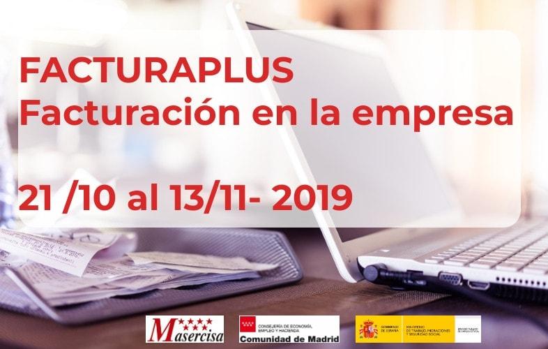 Curso de Facturaplus: facturación en la empresa