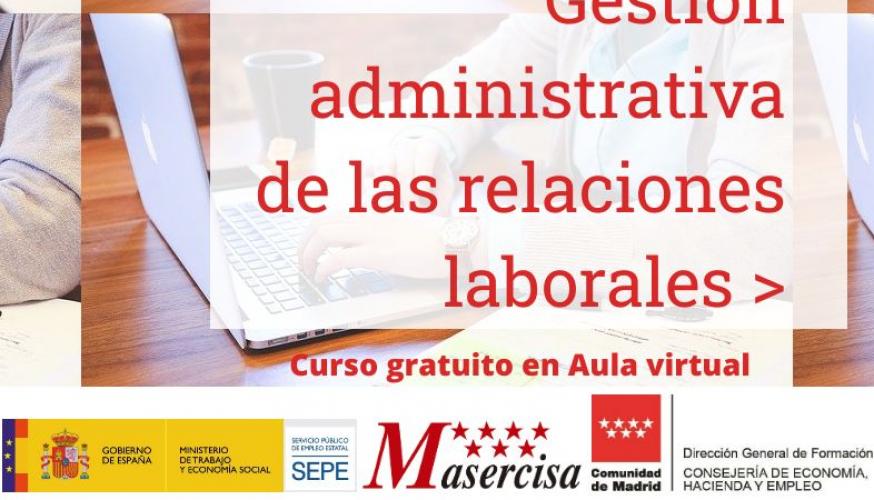 Módulo de Gestión administrativa de las relaciones laborales