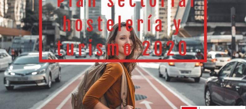 Cursos gratis sector Hostelería y turismo 2020