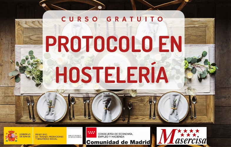 Curso de Protocolo en hostelería