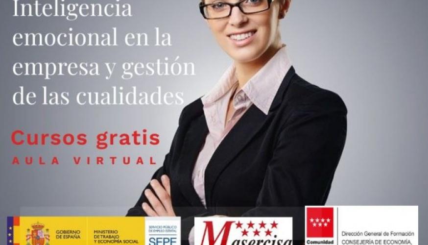 Curso de Inteligencia emocional en la empresa y gestión de las cualidades
