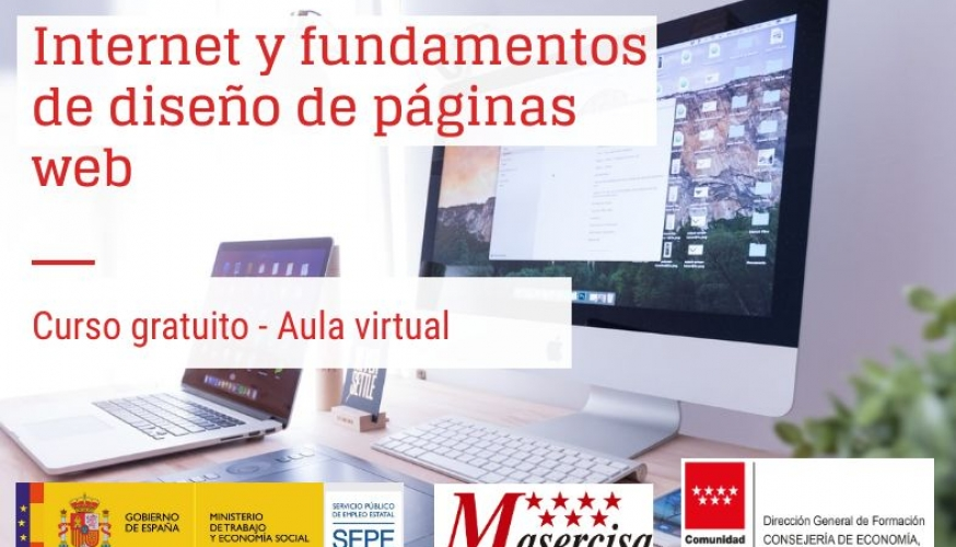 Curso de Internet y fundamentos de diseño de páginas web