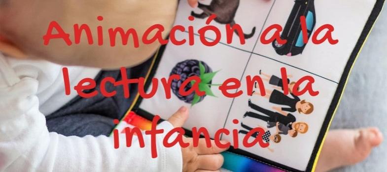Curso de animación a la lectura en la infancia de 0 a 3 años