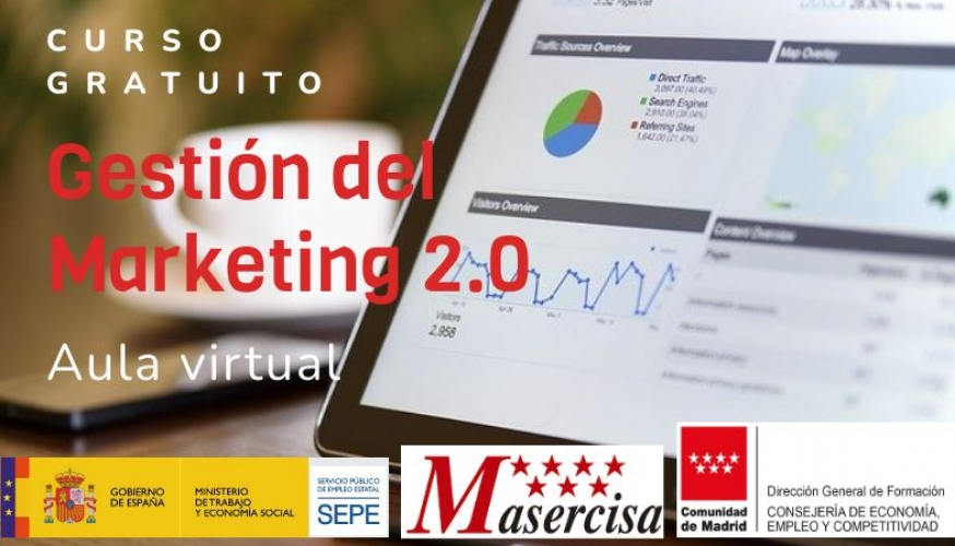 Curso de Gestión del Marketing 2.0