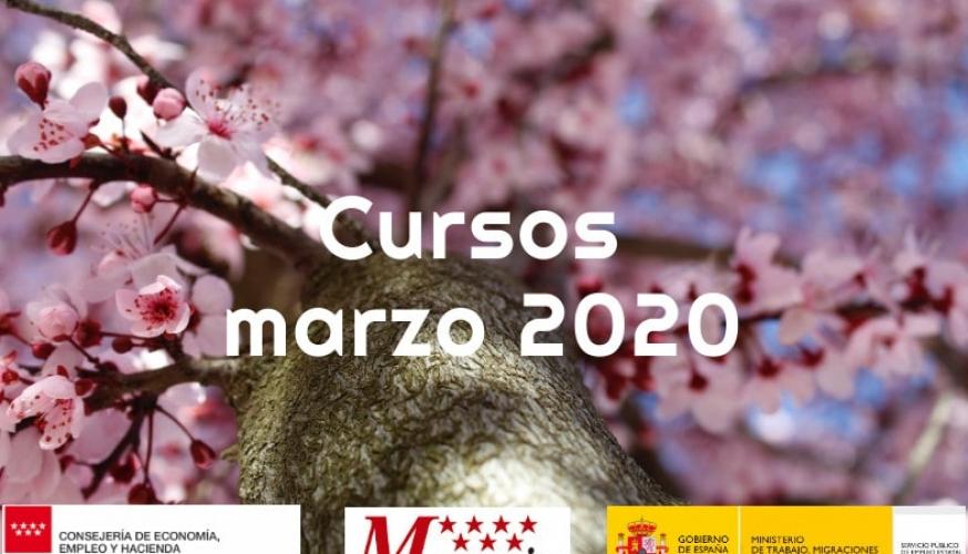Curso de marzo 2020