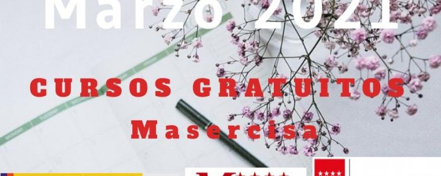 Cursos Marzo 2021