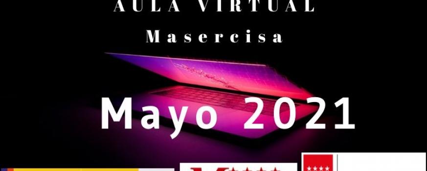 Cursos Mayo 2021 Aula virtual