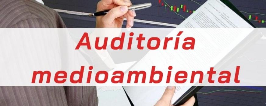 Curso de auditoría medioambiental