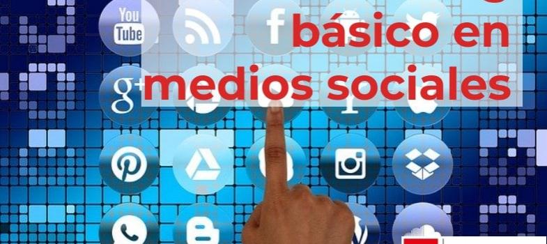 Curso de marketing básico en medios sociales