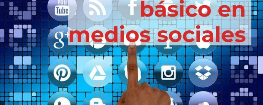 Curso de marketing básico en medios sociales