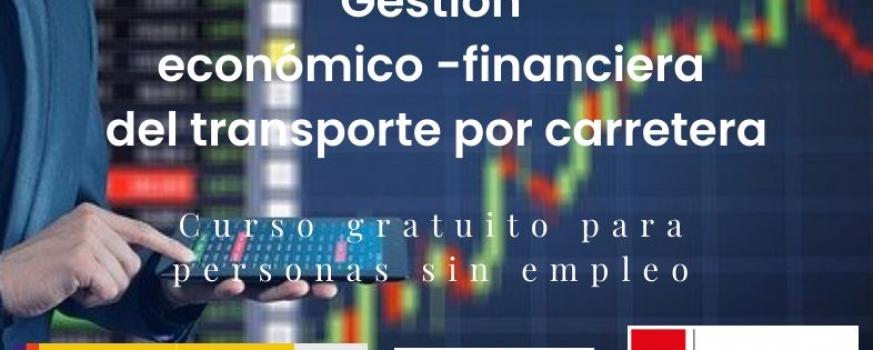 Curso de Gestión económico-financiera del transporte por carretera