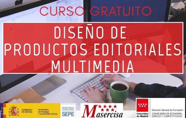 Curso de diseño de productos editoriales multimedia