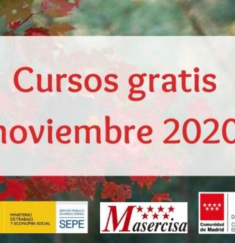 Cursos Noviembre 2020