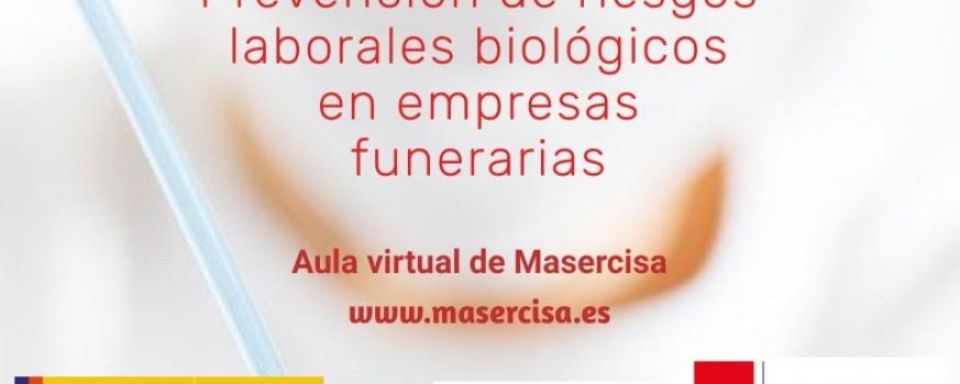 Curso de Prevención de riesgos laborales biológicos en empresas funerarias