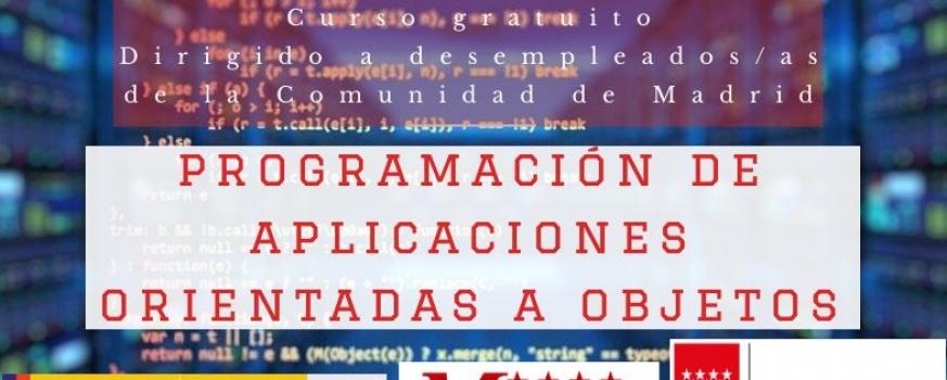 Curso de Programación de aplicaciones orientadas a objetos