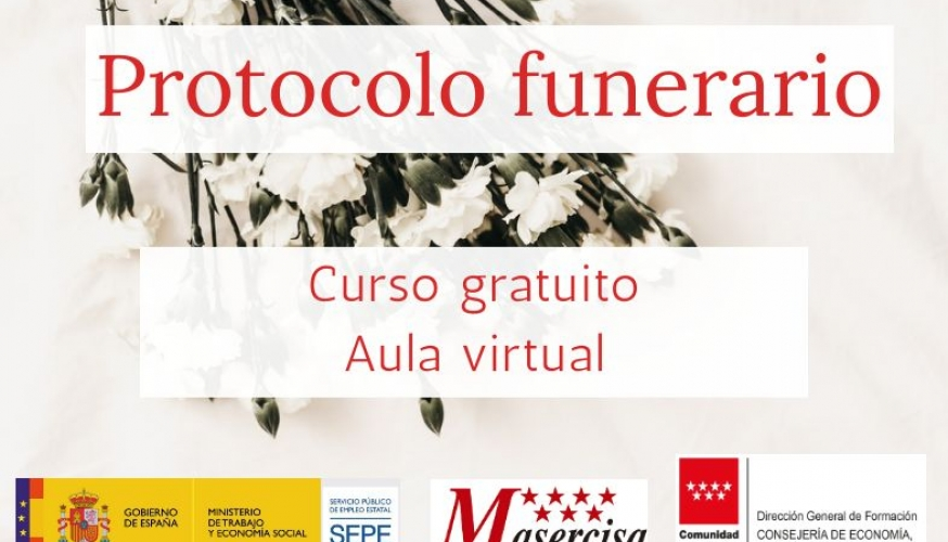 Curso de Protocolo funerario
