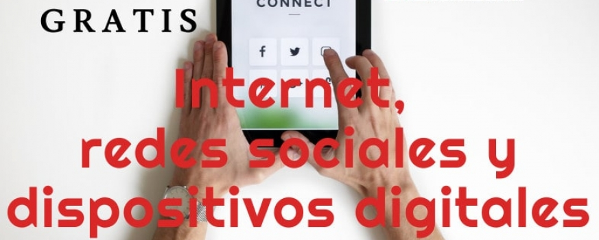 Curso de internet, redes sociales y dispositivos digitales