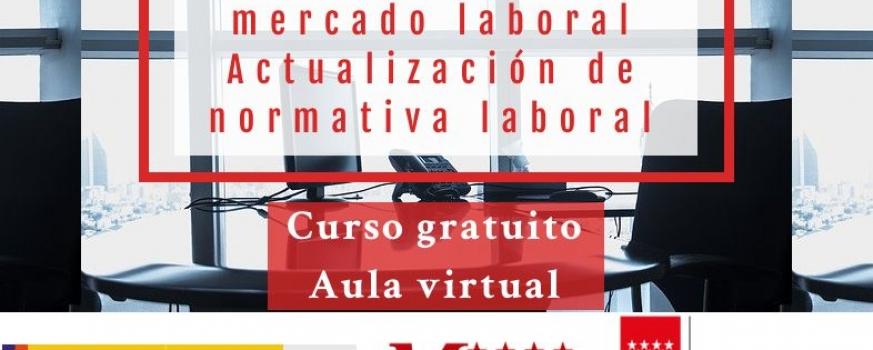 Curso de Reforma del mercado laboral. Actualización de normativa laboral.
