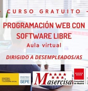 Curso de Programación web con software libre