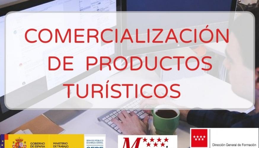 Curso de Comercialización de productos turísticos