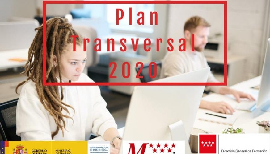 Cursos gratis Plan Transversal 2020