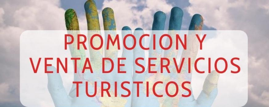 Curso de promoción y venta de servicios turísticos