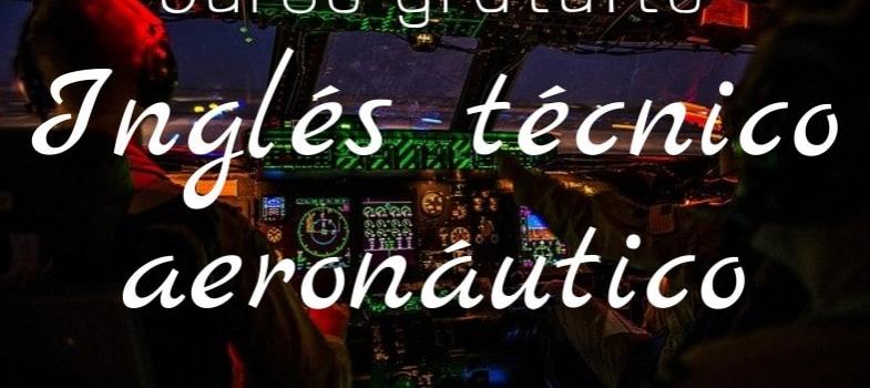 Curso de inglés técnico aeronáutico