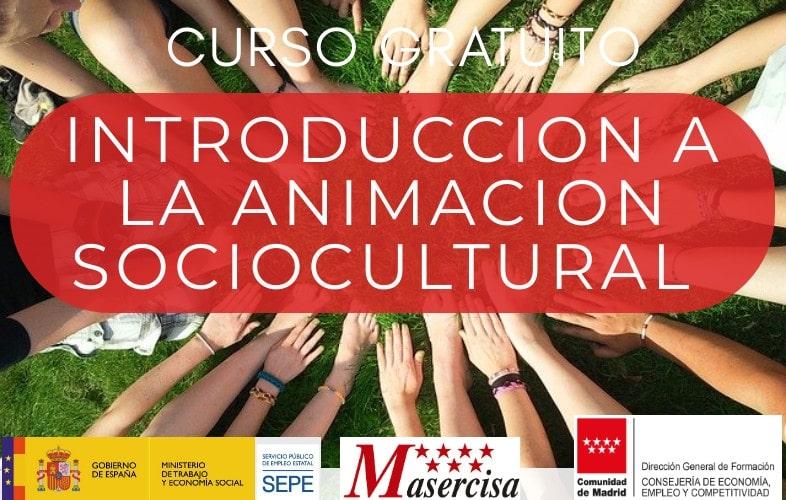 Curso de introducción a la animación sociocultural.
