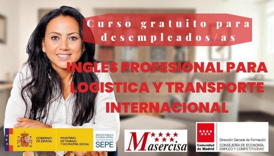 Curso de inglés profesional para logística y transporte internacional